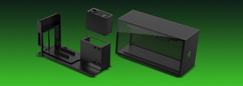 Razer Tomahawk — первый в мире геймерский мини-ПК на основе модуля Intel Element