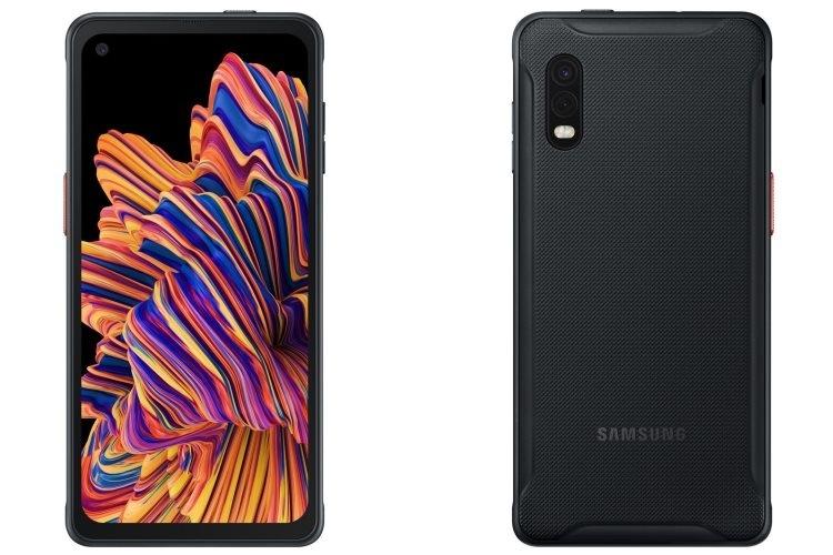 Samsung выпустит «неубиваемый» смартфон Galaxy xCover Pro по всему миру