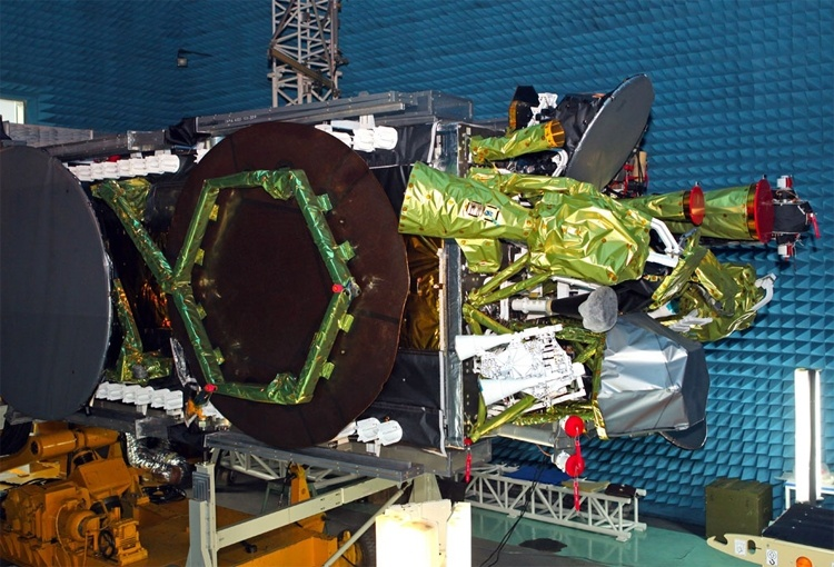 Новые спутники связи «Экспресс» отправятся на орбиту весной