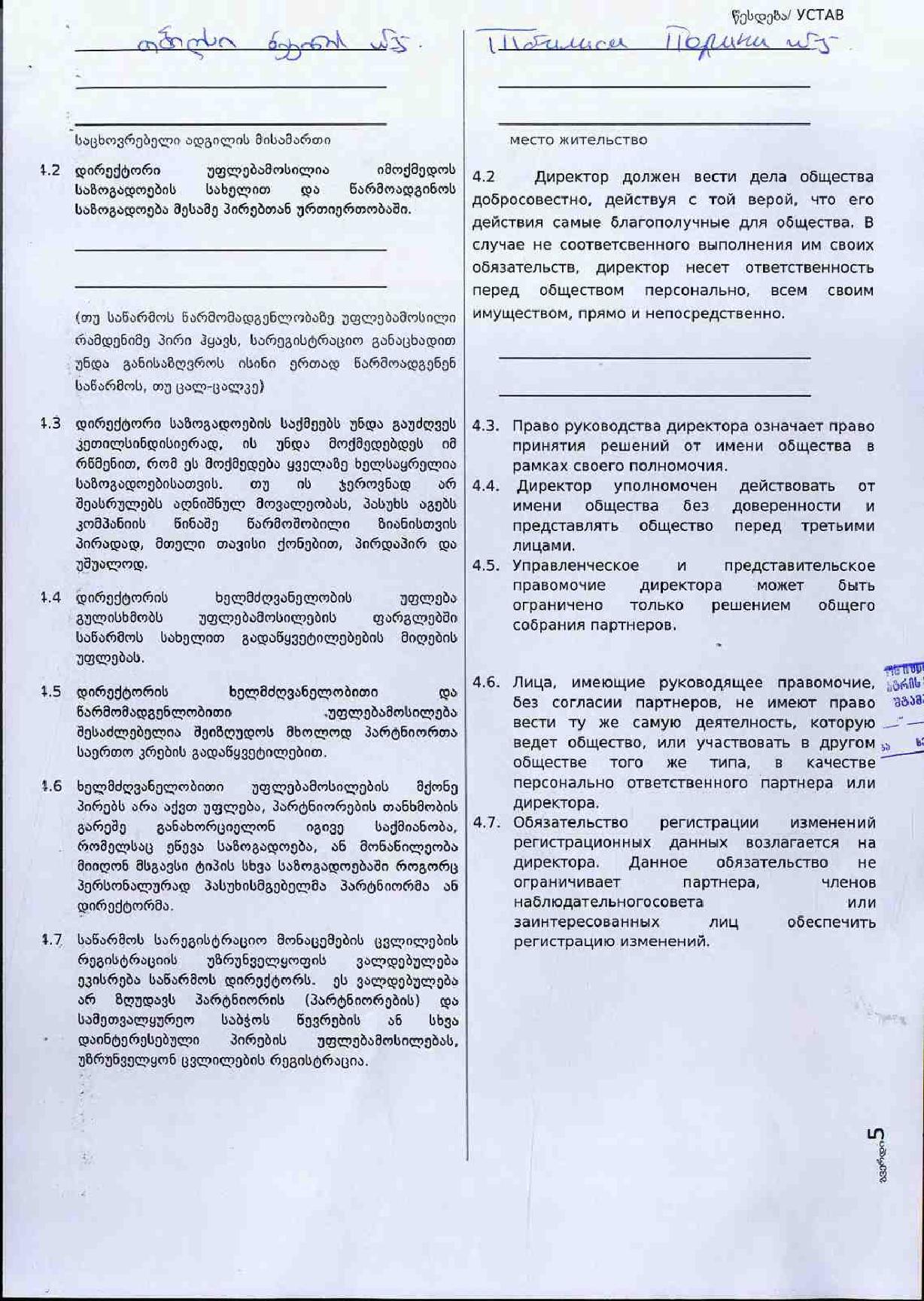 Оффшор для IT-бизнеса в Грузии: лайфхаки и подводные камни - 6
