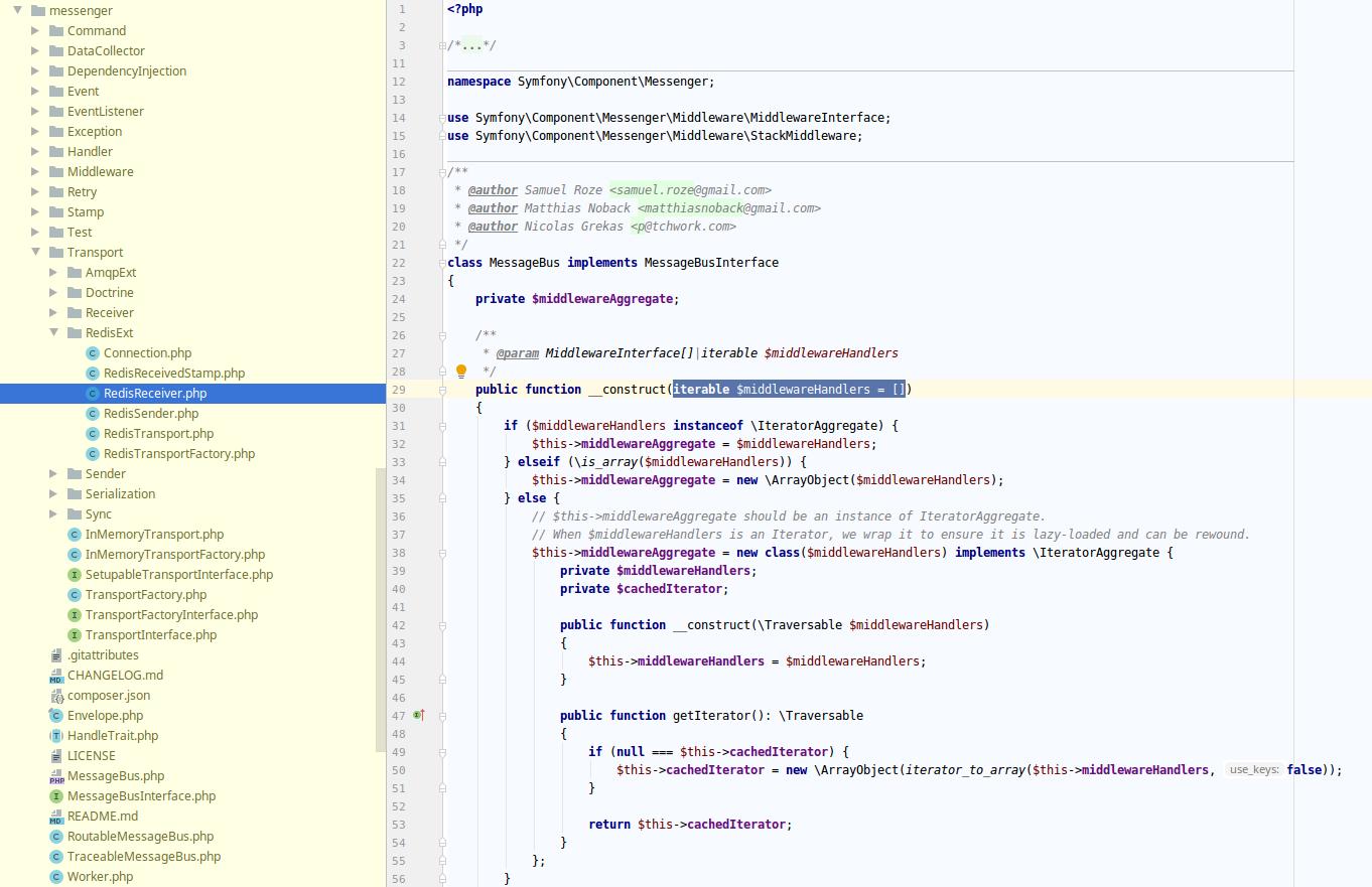 Перевод PHP бэкенда на шину Redis streams и выбор независимой от фреймворков библиотеки - 3