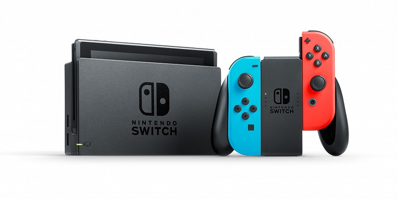 PlayStation 4 и Xbox One вместе не смогли превзойти Nintendo Switch
