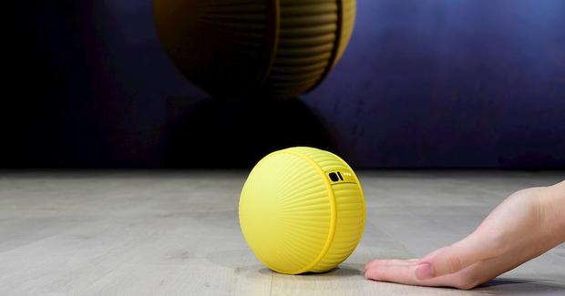 Samsung представила робошар для управления умным домом