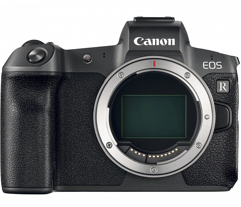 Камере Canon EOS R Mark II приписывают наличие слота CFexpress - 1