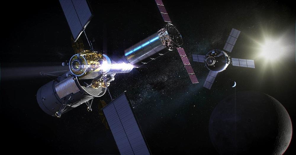 Станция Gateway: переход на лунную линию, выход к марсианскому вокзалу - 1
