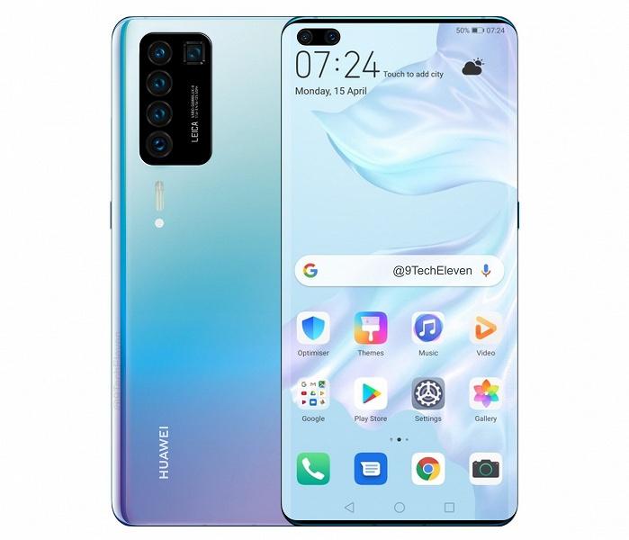 У смартфонов Huawei P40 и Huawei P40 Pro будет своя Ultra
