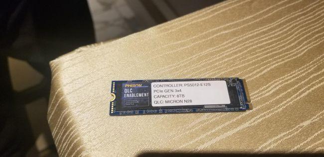 Xbox Series X может получить SSD со скоростью до 7 ГБ/с