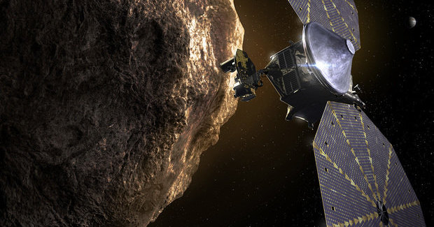 «Хаббл» подтвердил наличие у астероида — цели аппарата «Люси» — спутника
