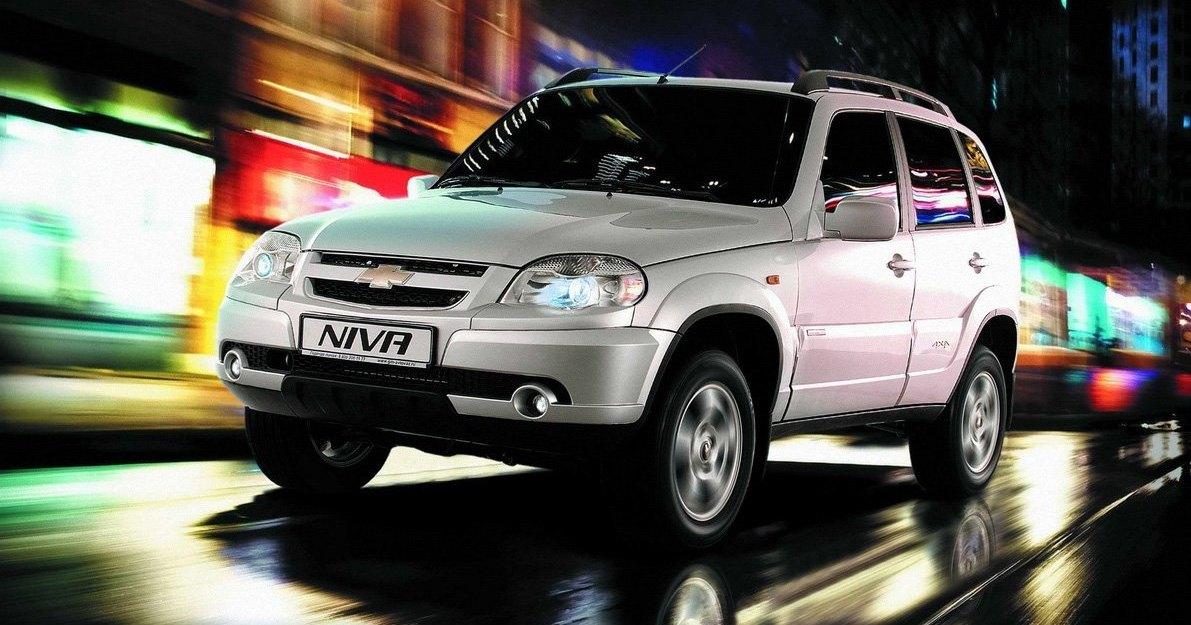 «Нива» снова будет выпускаться под брендом Lada