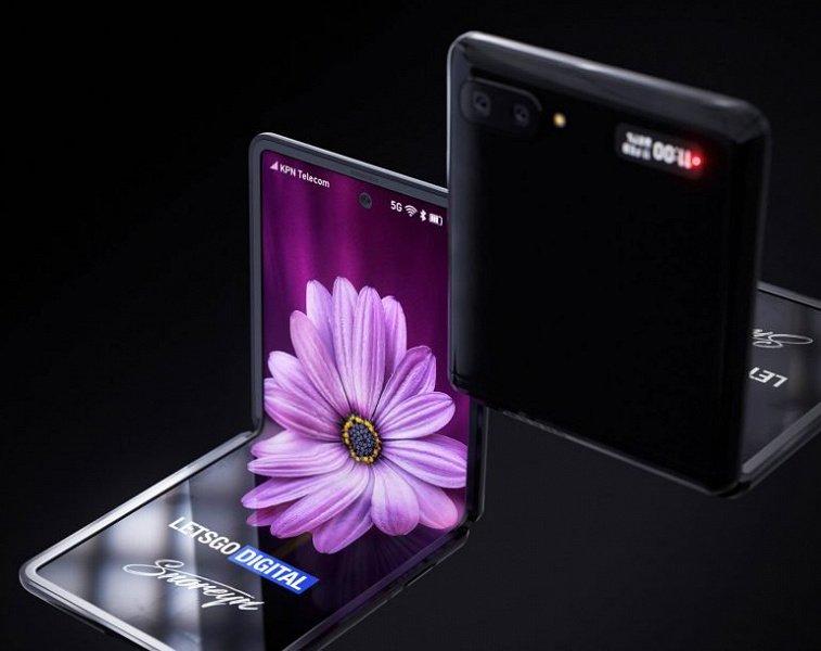 Новый гибкий смартфон Samsung действительно получит далеко не самую быструю зарядку