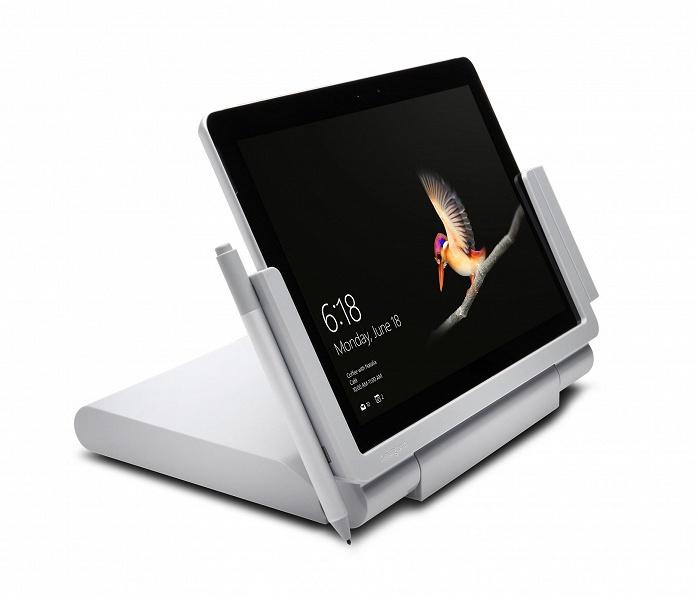 Компания Kensington представила три аксессуара для Surface Go