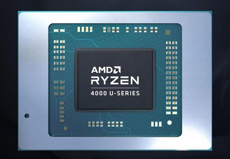 Мобильные процессоры AMD Ryzen 4000 практически не уступают по производительности настольным Ryzen 3000