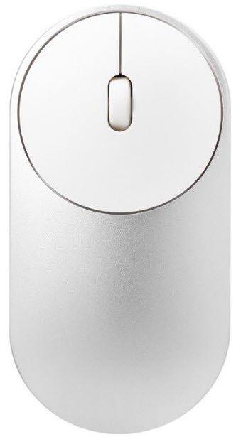 Новая беспроводная мышь Xiaomi работает год без замены источника питания