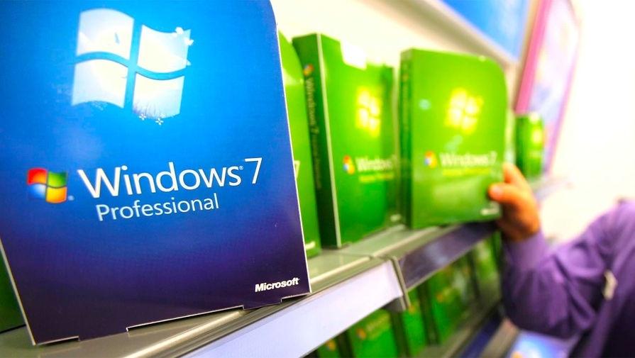 Российские банки могут потерять данные из-за прекращения поддержки Windows 7 - 1
