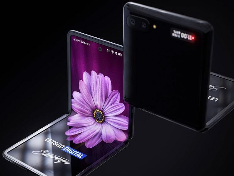 Ряд подробностей о Samsung Galaxy Z Flip: батарея на 3300 мА·ч и прочее