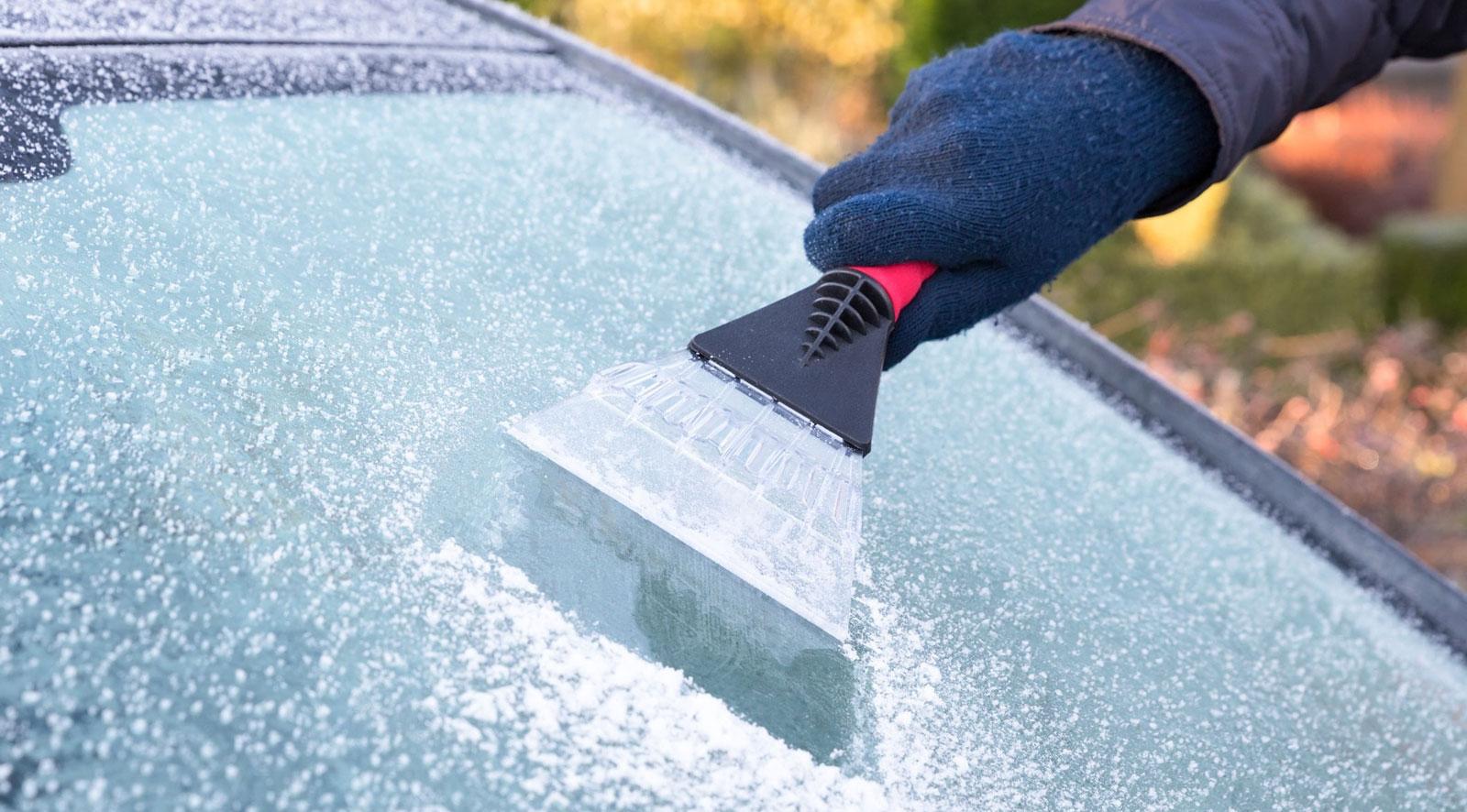 Узоры на окне или бич автомобилистов: как растет двумерный лед - 1