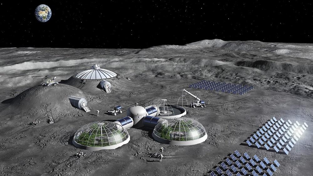 Задачи для лунной базы - 1
