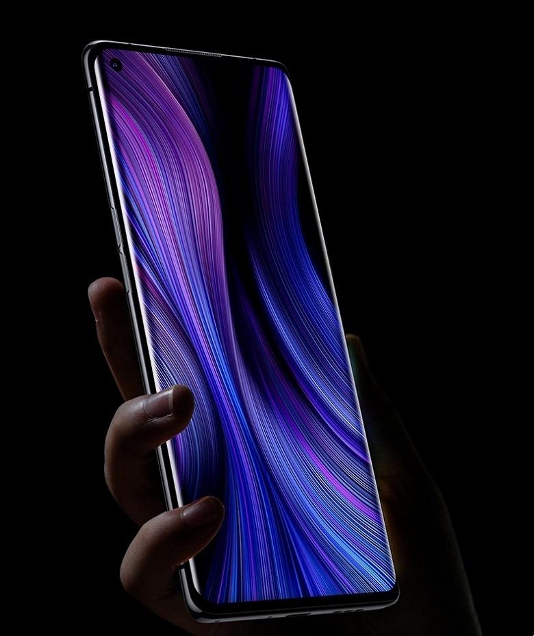 Дизайн Xiaomi Mi 10 подтвержден
