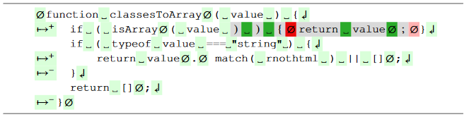 Использование машинного обучения в статическом анализе исходного кода программ - 13