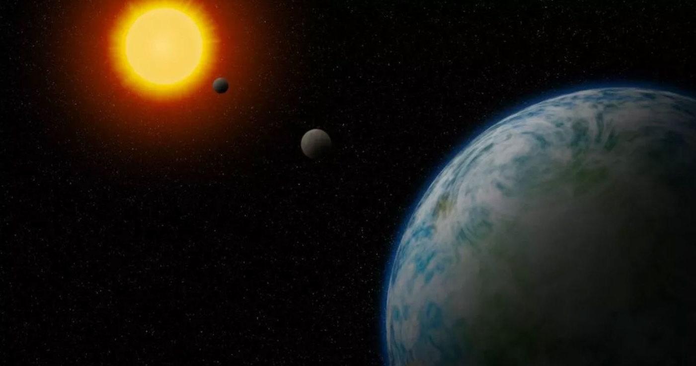 На орбитах ближних звезд найдены суперземли