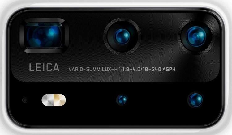 Huawei выпустит смартфон P40 Pro Premium Edition с пентакамерой