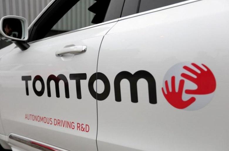 TomTom закрывает сделку с Huawei