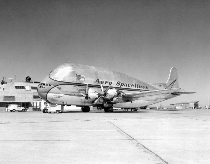 Фура в небе: самый большой самолет в мире - 3