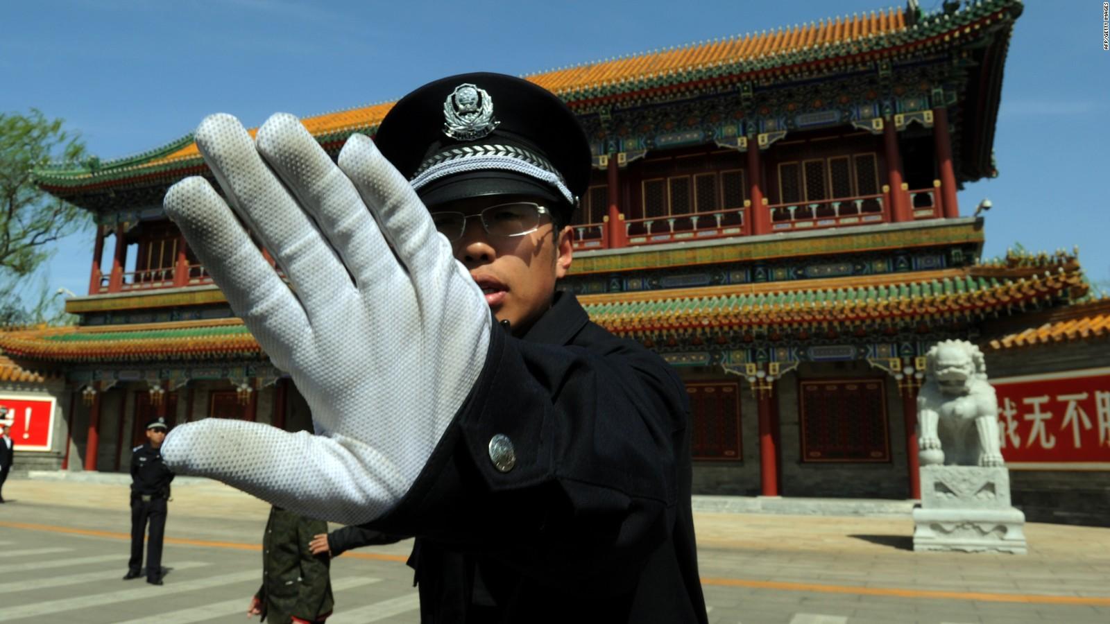 Китай принял свой «пакет Яровой» - 1
