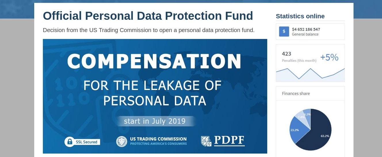 «Лаборатория Касперского» предупреждает о мошенниках, которые обещают компенсации за утечку данных - 1