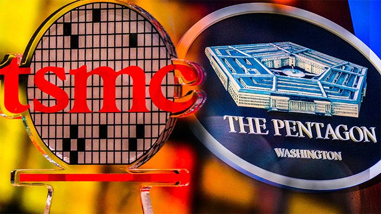 Вашингтон пытается заставить TSMC производить микросхемы в США - 1