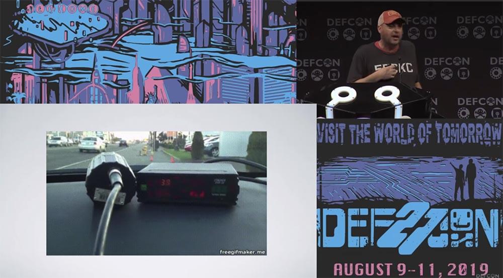 Конференция DEFCON 27. Взламываем полицию. Часть 1 - 10