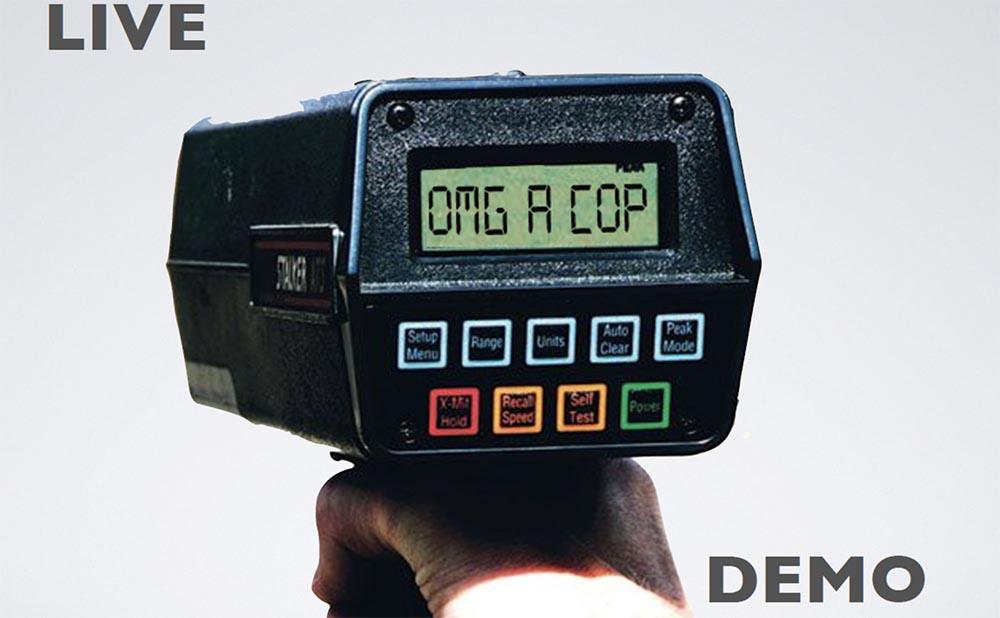 Конференция DEFCON 27. Взламываем полицию. Часть 1 - 13