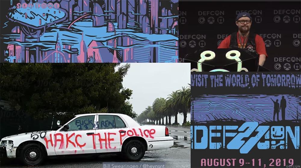 Конференция DEFCON 27. Взламываем полицию. Часть 1 - 2