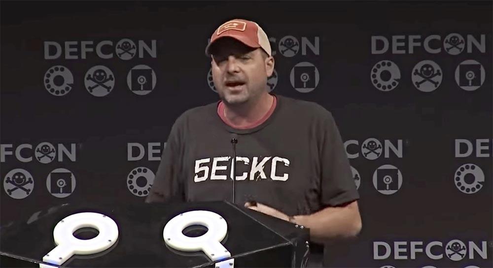 Конференция DEFCON 27. Взламываем полицию. Часть 1 - 1