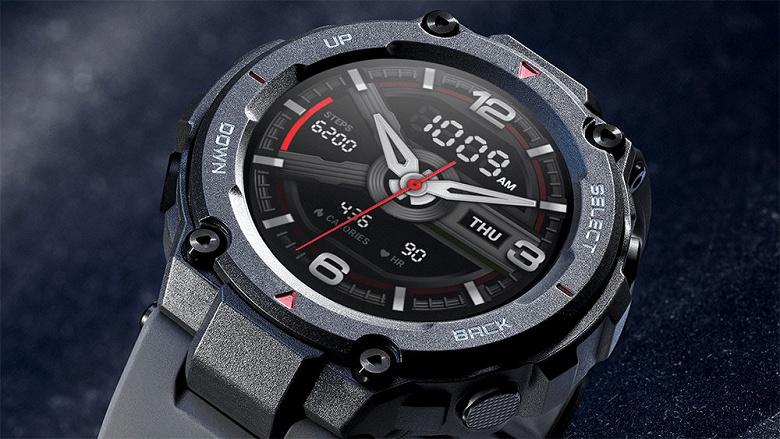 Новейшие защищенные часы Amazfit в продаже
