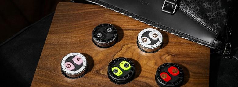 Полностью беспроводные наушники Louis Vuitton Horizon Earphones впечатляют и автономностью, и ценой