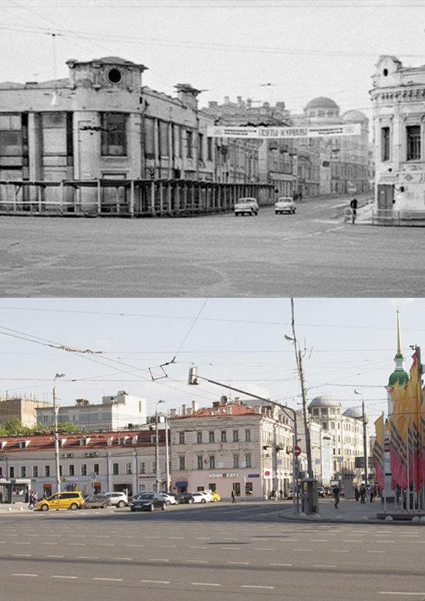 Проспект Мира сегодня и почти 100 лет назад: дорога с историей