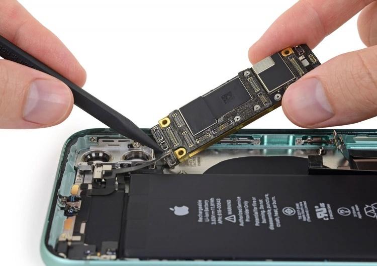 iFixit составила рейтинг ремонтопригодности устройств 2019 года