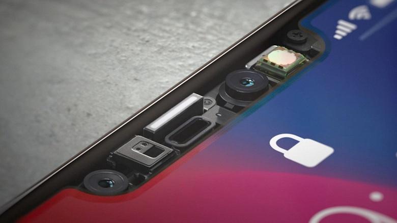 В iPhone 12 наконец-то появится новая камера TrueDepth, которая не менялась со времён iPhone X