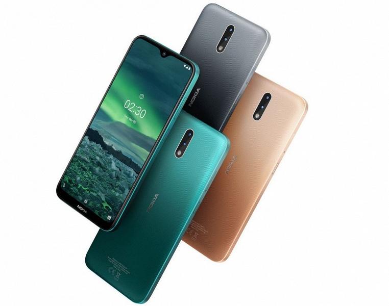 Nokia 1.3 получит улучшенные аккумулятор и камеру, а также и Android 10 (Go Edition)