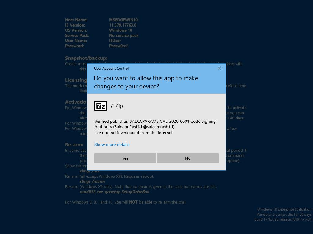 Security Week 04: криптопроблемы в Windows 10 - 4