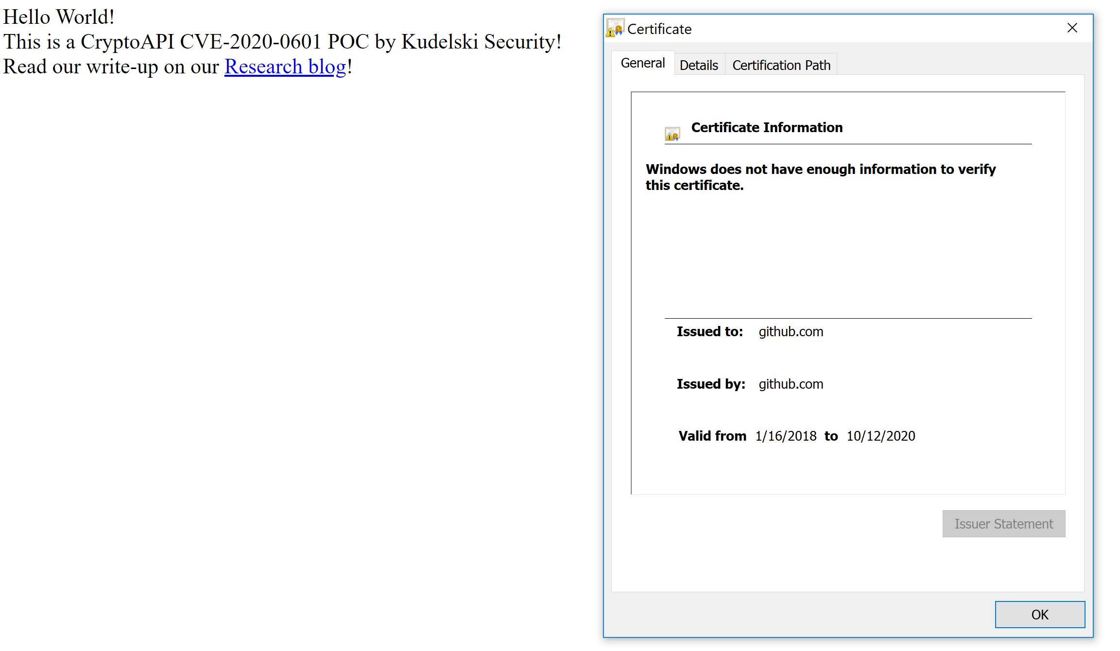 Security Week 04: криптопроблемы в Windows 10 - 5