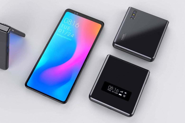 Xiaomi готовится к запуску достойного конкурента Moto Razr
