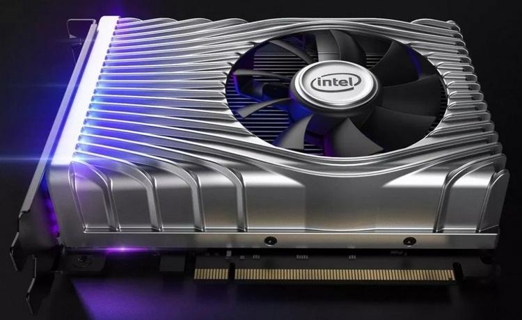 Графические процессоры Intel DG2 будет производить TSMC по 7-нм технологии