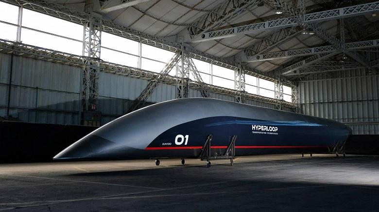 Куда пропал Hyperloop? Индия отказывается от постройки ветки «вакуумного поезда»