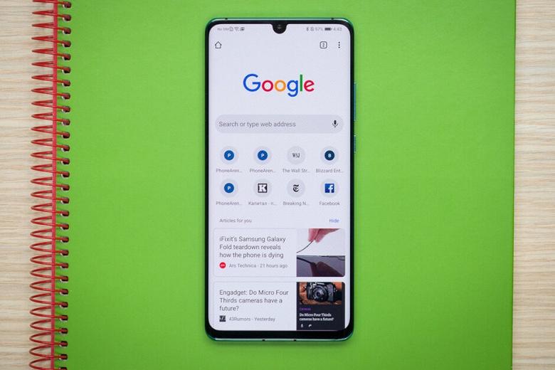 Новая функция Google Chrome окажется очень полезна мобильным пользователям