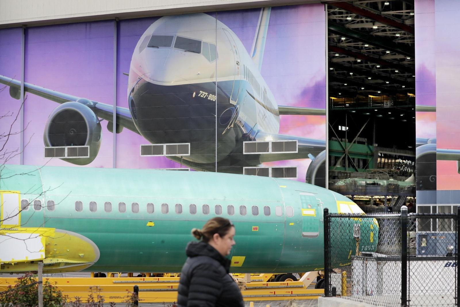 Новая ошибка Boeing 737 Max задержит возвращение самолёта в воздух