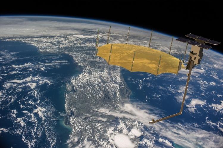 Capella Space представил новый спутник Sequoia для съёмки Земли с высоким разрешением