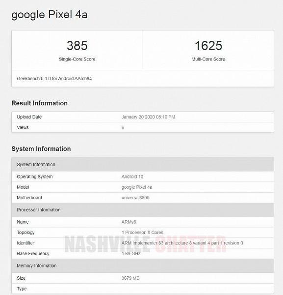 «Франкенштейн» среди смартфонов Google. Pixel 4a может получить старую платформу Samsung Exynos?