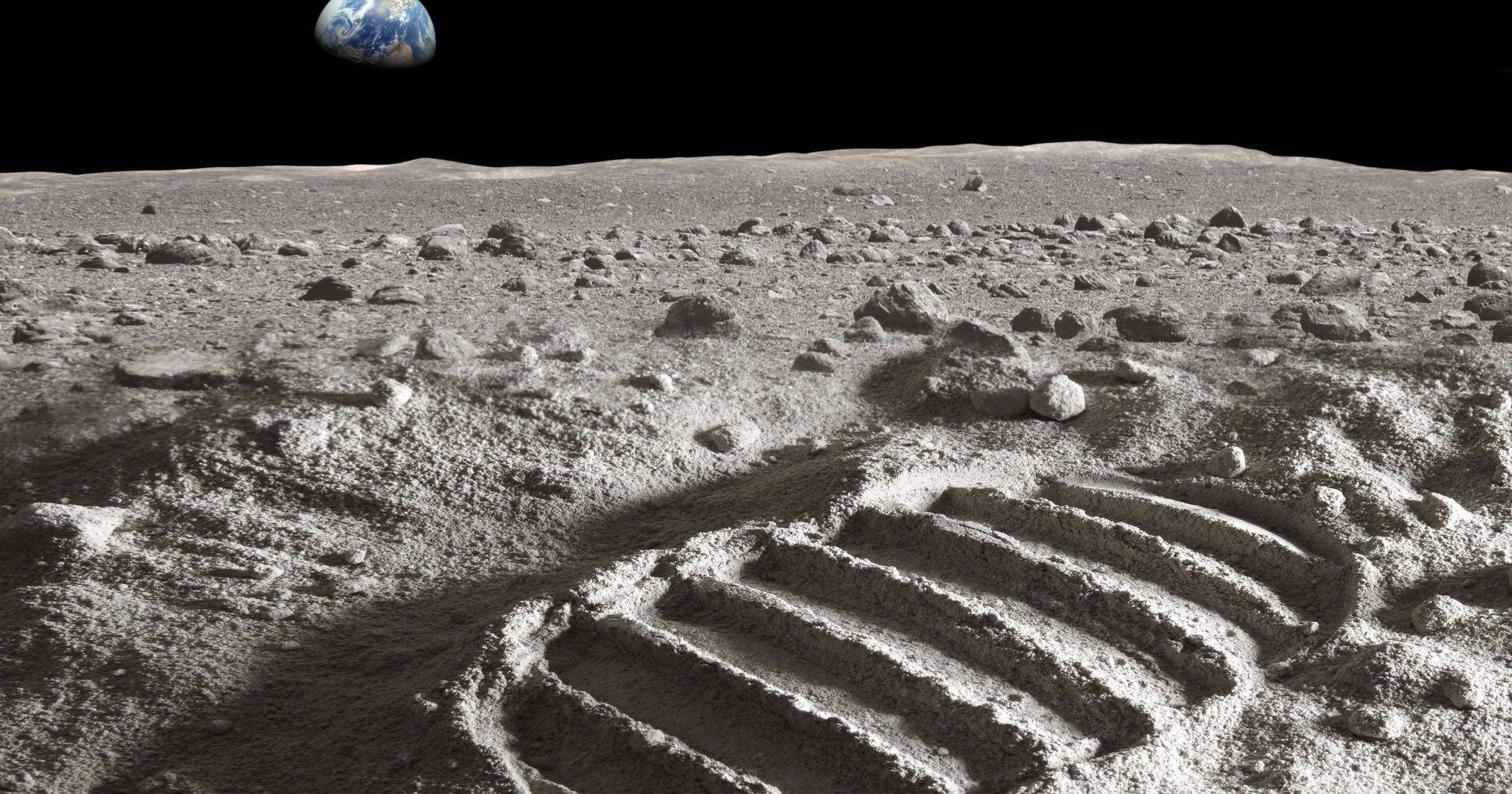 Из лунной пыли смогли добыть кислород